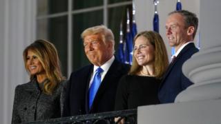 Finisce l'era Trump