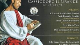 Premio Cassiodoro a Maria Voce