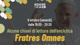 Fratelli tutti: Baggio, Smerilli e Bruni commentano la nuova Enciclica del papa