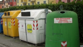 Rifiuti: Italia virtuosa