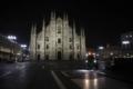 Coprifuoco, la desolazione delle città italiane
