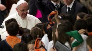 Papa Francesco, per un patto educativo globale