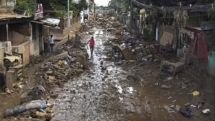 Filippine, i danni dopo il passaggio del tifone Vamco