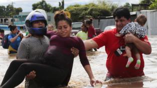 Honduras: l'uragano e la solidarietà