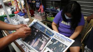 Filippine, l'informazione in tempi di crisi