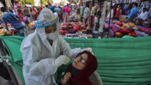 L'India, il virus e i vaccini