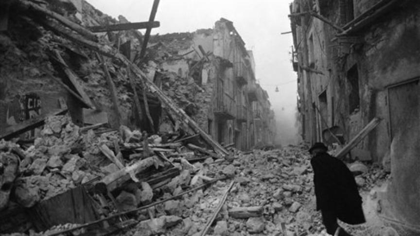 Terremoto Irpinia 1980: un ricordo