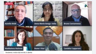 CN+ Pandemia: notizie dal mondo, dai nostri corrispondenti