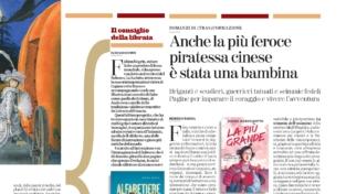 Il punto di domanda di Nicola Cinquetti su Tuttolibri de «La Stampa»