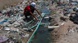 Medio Oriente: manca l'acqua