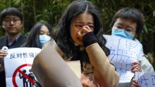Anche in Cina la protesta di MeToo