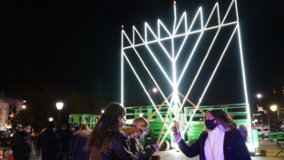 Hanukkah, festa delle luci
