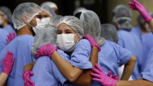 Una mappa mondiale della pandemia