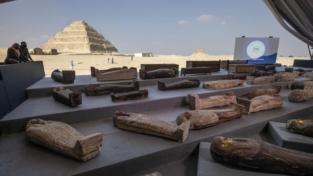 Egitto, le continue scoperte di Saqqara