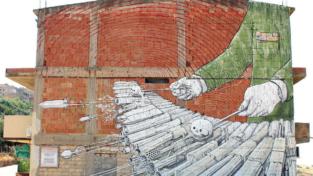 Attraversando la Sicilia della Street Art