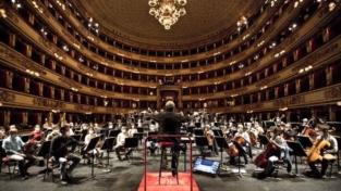 La Scala a Sant'Ambrogio