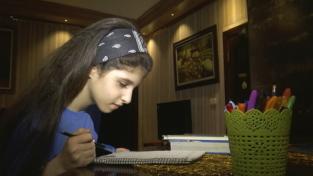 Giordania: la scuola fa fatica, ma c'è
