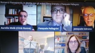 Presentazione romanzi Passaparola