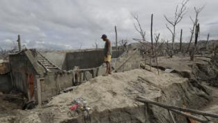 Filippine, a un anno dall'eruzione del vulcano Taal
