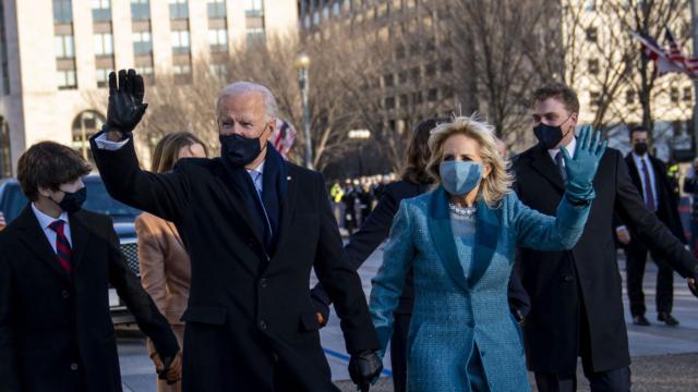 Il nuovo vocabolario di Biden