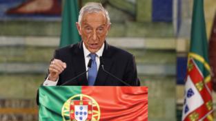 Rebelo de Sousa rieletto presidente del Portogallo