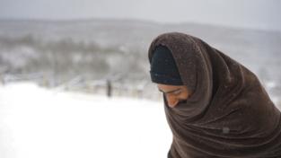 Europa, quei profughi al gelo e la nostra umanità in pericolo