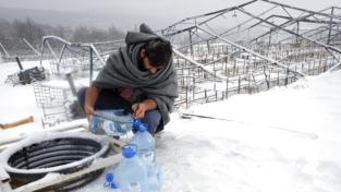 Disastro umanitario in Bosnia, azione politica e rete di solidarietà