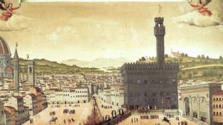 Fece rivivere la Firenze del Savonarola