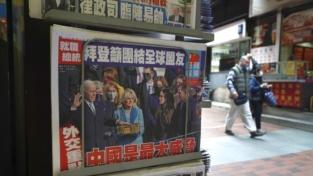 Usa, il plauso del mondo al presidente Biden