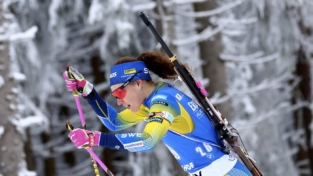 La coppa del mondo di biathlon riparte in Germania