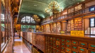 La biblioteca di Umberto Eco
