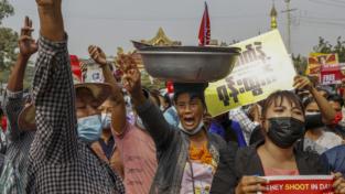Myanmar, la rivoluzione 22222