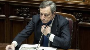 Migranti, Draghi: Nessuno sarà lasciato solo nelle acque italiane