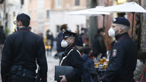 Foto Cecilia Fabiano/ LaPresse 