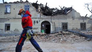 Suor Ljiljana, in Croazia accanto alle vittime del terremoto