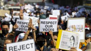 Myanmar, un dittatore è peggio di una pandemia