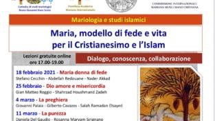 Maria: modello di fede e vita per il cristianesimo e l'islam
