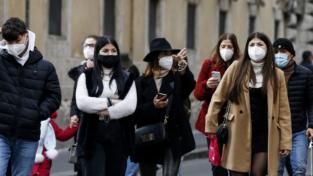 Mascherine, rischio disastro ecologico