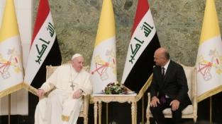Il papa in Iraq, artigiano della pace