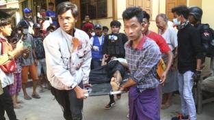 Il popolo del Myanmar colpito, fino a quando?