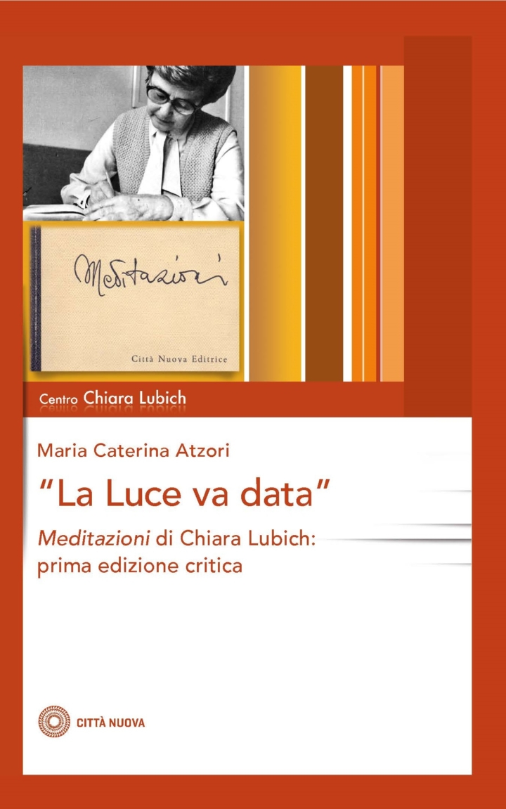 copertina della prima edizione critica di Meditazioni