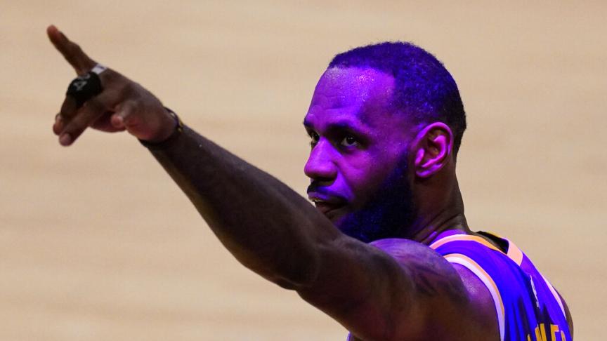 """LeBron James: """"Non tacerò mai contro le ingiustizie"""""""