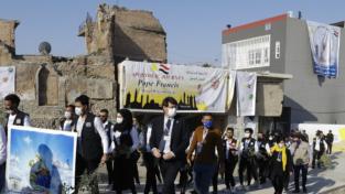 Iraq, Bergoglio da un popolo martire