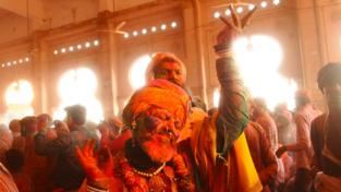 I colori dell'Holi Fest