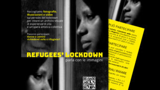 """""""Refugees lockdown"""": la pandemia dagli occhi dei rifugiati"""