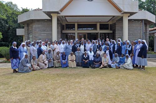 Incontro Superiore maggiori a Nairobi nel 2017