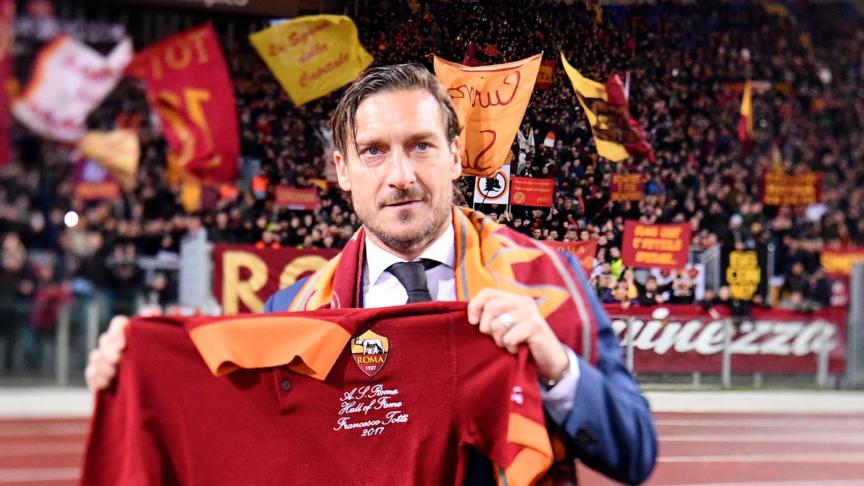 """Il vero Totti in """"Speravo de morì prima"""""""
