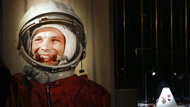 Yuri Gagarin, un eroe grande e sfortunato