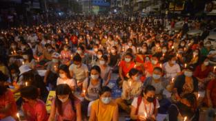 Myanmar, sconfiggere il nemico con l'amore