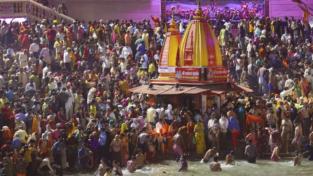 India, Kumbh Mela al tempo del Covid